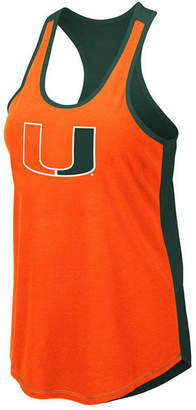 Colosseum Women Miami Hurricanes Publicist Tank