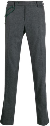 Berwich straight-leg tailored trousers