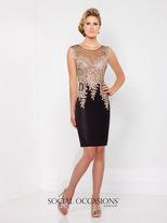 Social Occasions by Mon Cheri - 116855A Dress
