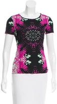 Jean Paul Gaultier Printed Butterfly Top