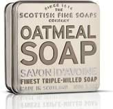 Scottish Fine Soaps Oatmeal Soap in a Tin