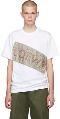 Loewe White Flower T-Shirt