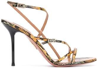 Aquazzura Carolyne 95 sandals