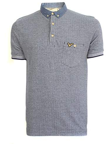 Voi Jeans Men's Origin Short Sleeve Polo Shirt