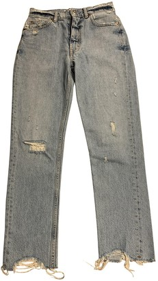 IRO Spring Summer 2019 Blue Denim - Jeans Jeans