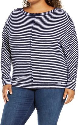 Caslon One-Shoulder Pullover