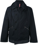 Moncler lightweight rain jacket - men - Cotton - 2