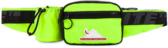 Off-White Equipment Fanny Pack in Fluo Yellow | FWRD