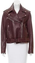 Proenza Schouler Leather Moto Jacket