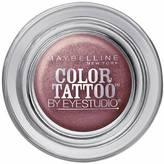 Maybelline EyeStudio Color Tattoo Eyeshadow Pomegranate Punk