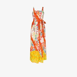 All Things Mochi Gracia floral print jumpsuit