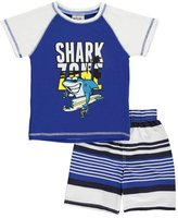 "Sweet & Soft Baby Boys' ""Shark Zone"" 2-Piece Swim Set"