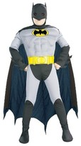 Batman DC Comics Boys' Classic Muscle Chest Costume