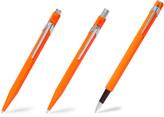 Caran D'ache - 849 Fountain Pen, Ballpoint And Mechanical Pencil Gift Set