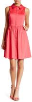 Jessica Simpson Sleeveless Grommet Shirt Dress