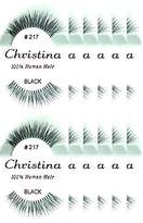 Christina 12packs Eyelashes - (Same factory & production line as Red Cherry)