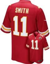 Nike Men's Kansas City Chiefs Alex Smith Game NFL Replica Jersey
