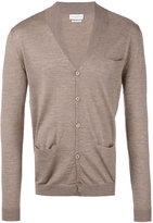 Ballantyne Gilet cardigan - men - Wool - 46