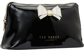 Ted Baker Abbie Curved Bow Large Washbag