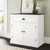Beachcrest Home Vinewood 2 Door Accent Cabinet
