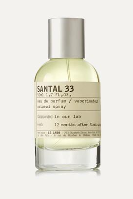 Le Labo Eau De Parfum - Santal 33, 50ml