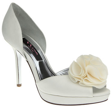 Nina Firuza Satin Pumps