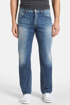 Citizens of Humanity &Sid& Straight Leg Jeans (Nathan)