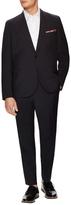 Paul Smith Wool Solid Notch Lapel Suit