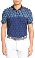 Ted Baker Men's Birdy Print Golf Polo