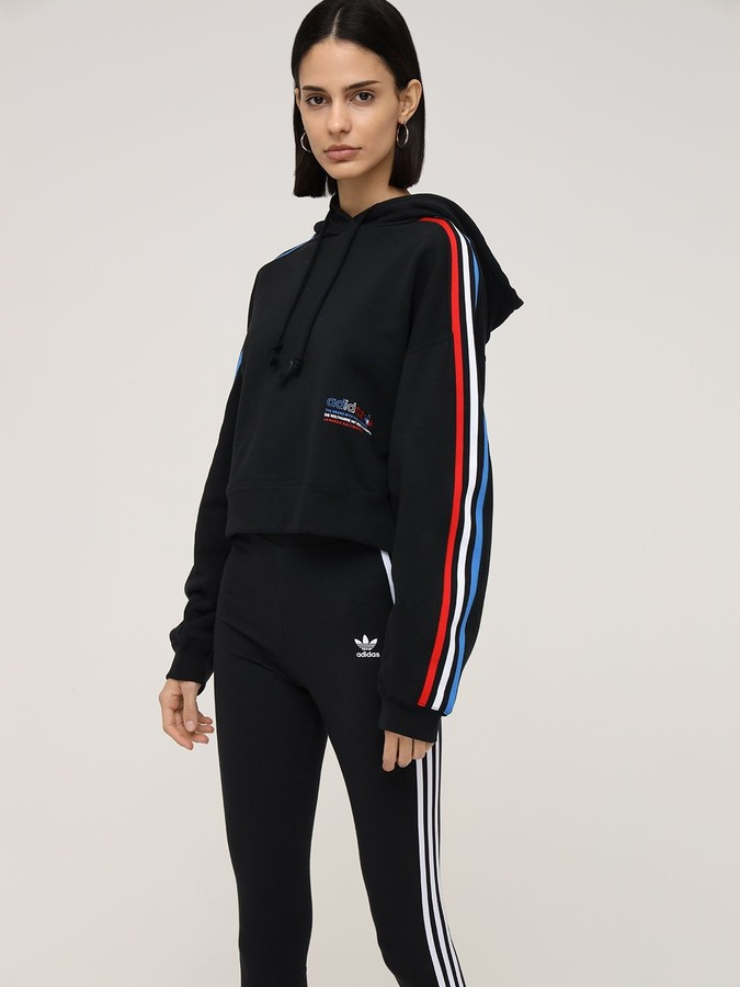 Thumbnail for your product : adidas 3 Stripes Tights