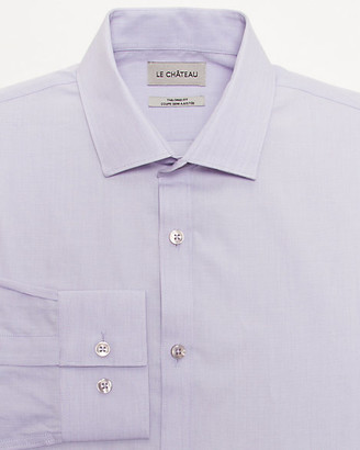 Le Château End-on-End Tailored Fit Shirt