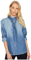 Joe's Jeans Denim Shirt Women's Clothing