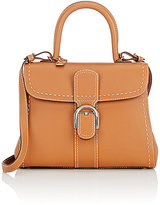 Delvaux Women's Brillant MM Sellier Satchel-Tan