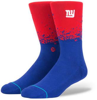 Stance New York Giants Fade Crew Socks
