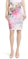 Ted Baker Women's Melodey Painted Posie Pencil Skirt