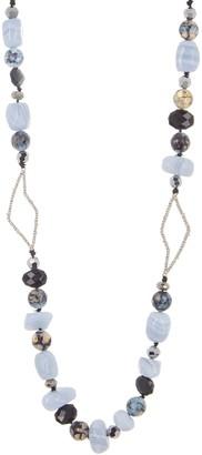Alexis Bittar Beaded Strand Necklace