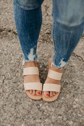 Pool Side Slide Sandals