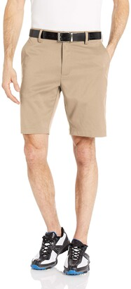 Amazon Essentials Slim-Fit Stretch Golf Short Khaki 32