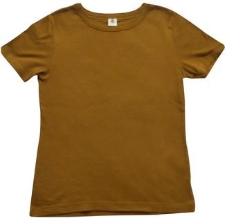 Petit Bateau Brown Cotton Top for Women