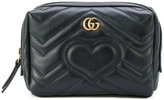 Gucci GG Marmont cosmetic case