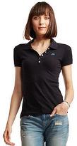 Aeropostale Womens A87 Piqu Polo Shirt