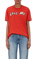 "Sandrine Rose Women's ""Love Me"" Cotton T-Shirt"