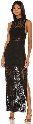 Lovers + Friends Ramona Lace Gown
