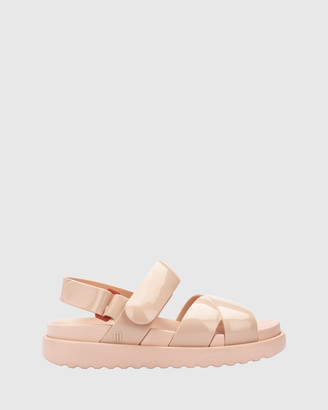 Melissa Women's Pink Strappy sandals Bubble Up Sandal - Size One Size, 37 at The Iconic