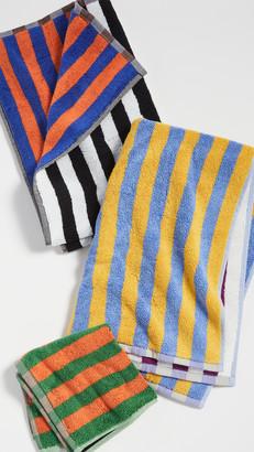 Shopbop @Home Dusen Dusen Striped Towel Set