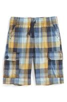 Tea Collection Toddler Boy's Kanawinka Cargo Shorts
