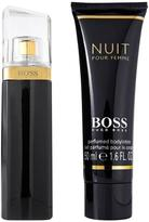 HUGO BOSS Hugo Nuit 50ml EDP + 100ml Body Lotion Gift Set