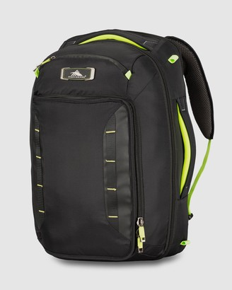 High Sierra Black Backpacks - AT8 Convertible Carry-On - Size One Size at The Iconic