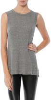 Enza Costa Rib Easy Sleeveless Tunic