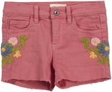 Mimi & Maggie 'Lemonade Stand' Shorts (Toddler/Kids) - Rose-5